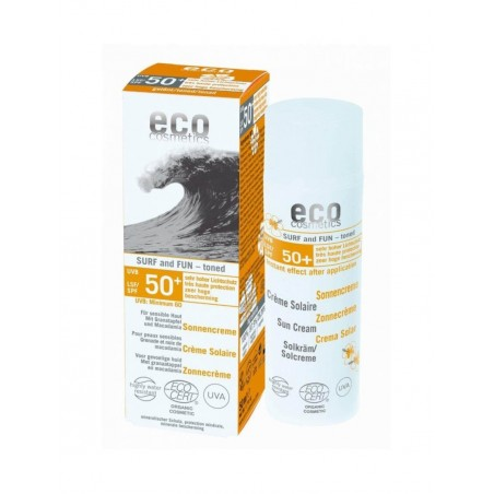 Protector Solar Surf & Sun SPF 50 Eco-Cosmetics 50ml