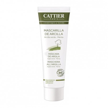 Mascarilla-Facial-Arcill-Verde-Cattier-100-Ml