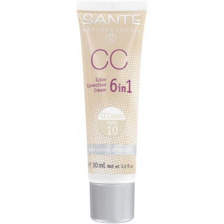 Maquillaje-Cc-Fluido-10-Light-Sante-30Ml